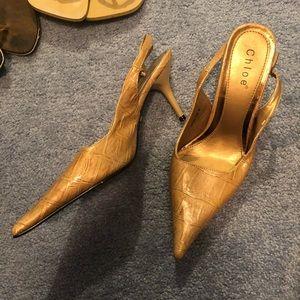 Chloe brand new heels